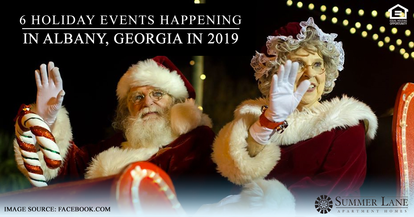 Holiday Events Happening in Albany, Georgia