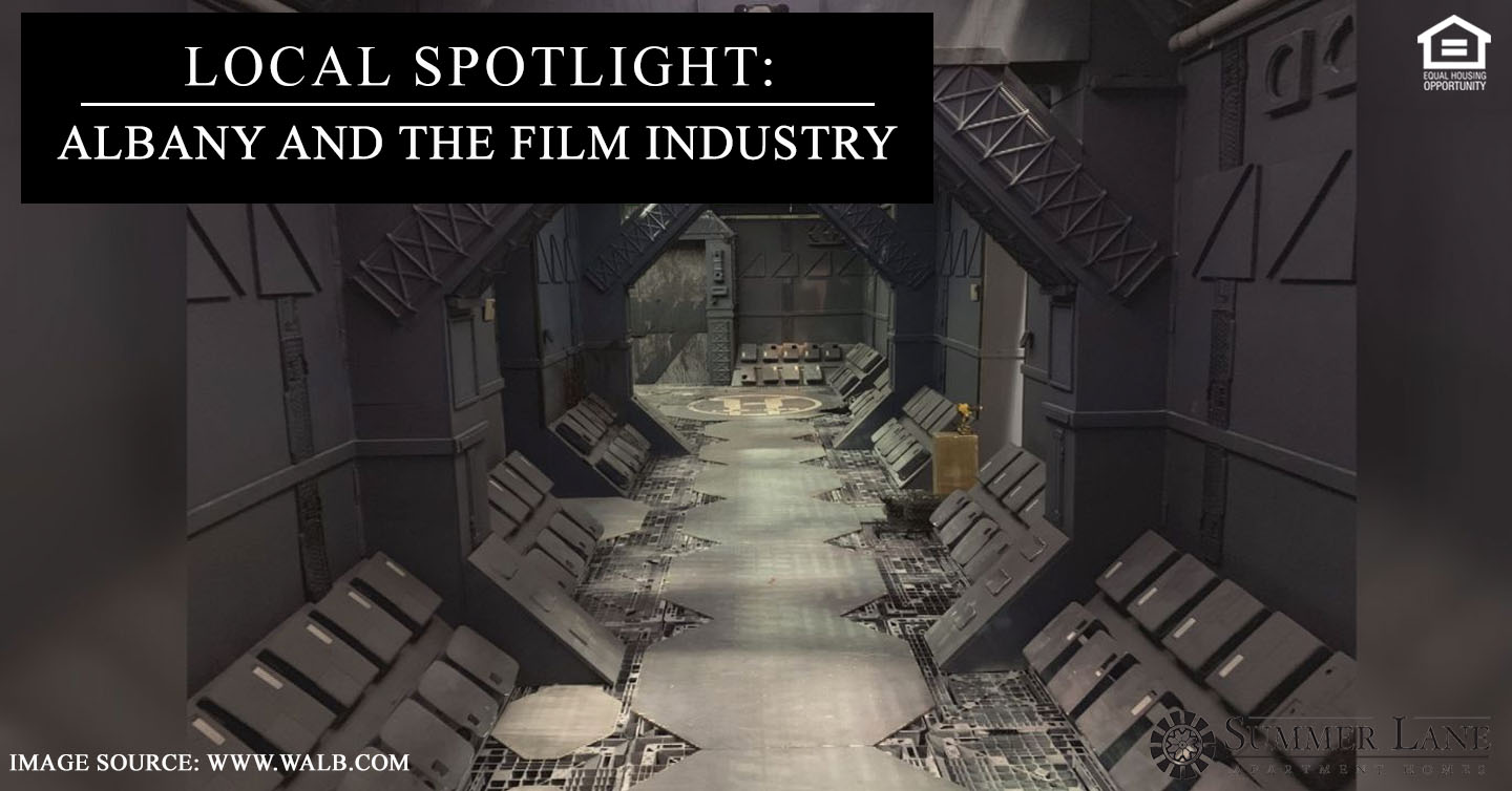 Albany and the Film Industry