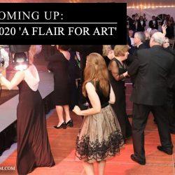 Art Ball 2020 'A Flair for Art'