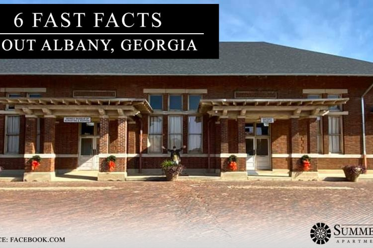 6 Fast Facts About Albany, Georgia