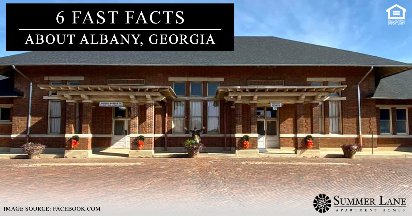 Facts About Albany, Georgia