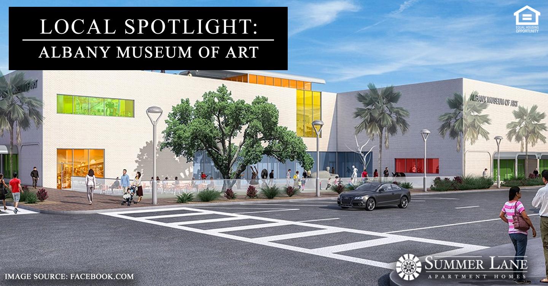 Local Spotlight: Albany Museum of Art