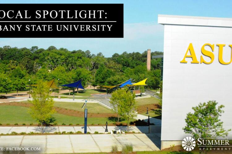 Local Spotlight: Albany State University