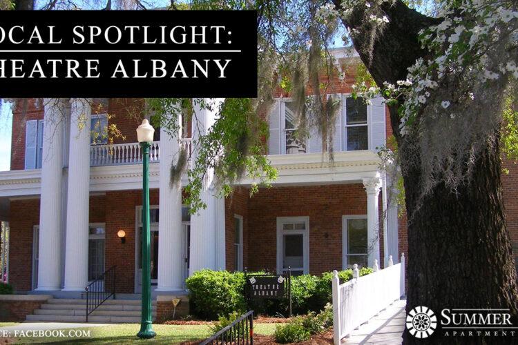 Local Spotlight: Theatre Albany