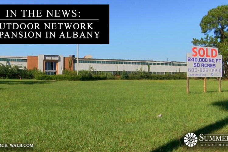 In the News: Outdoor Network Expansion in Albany