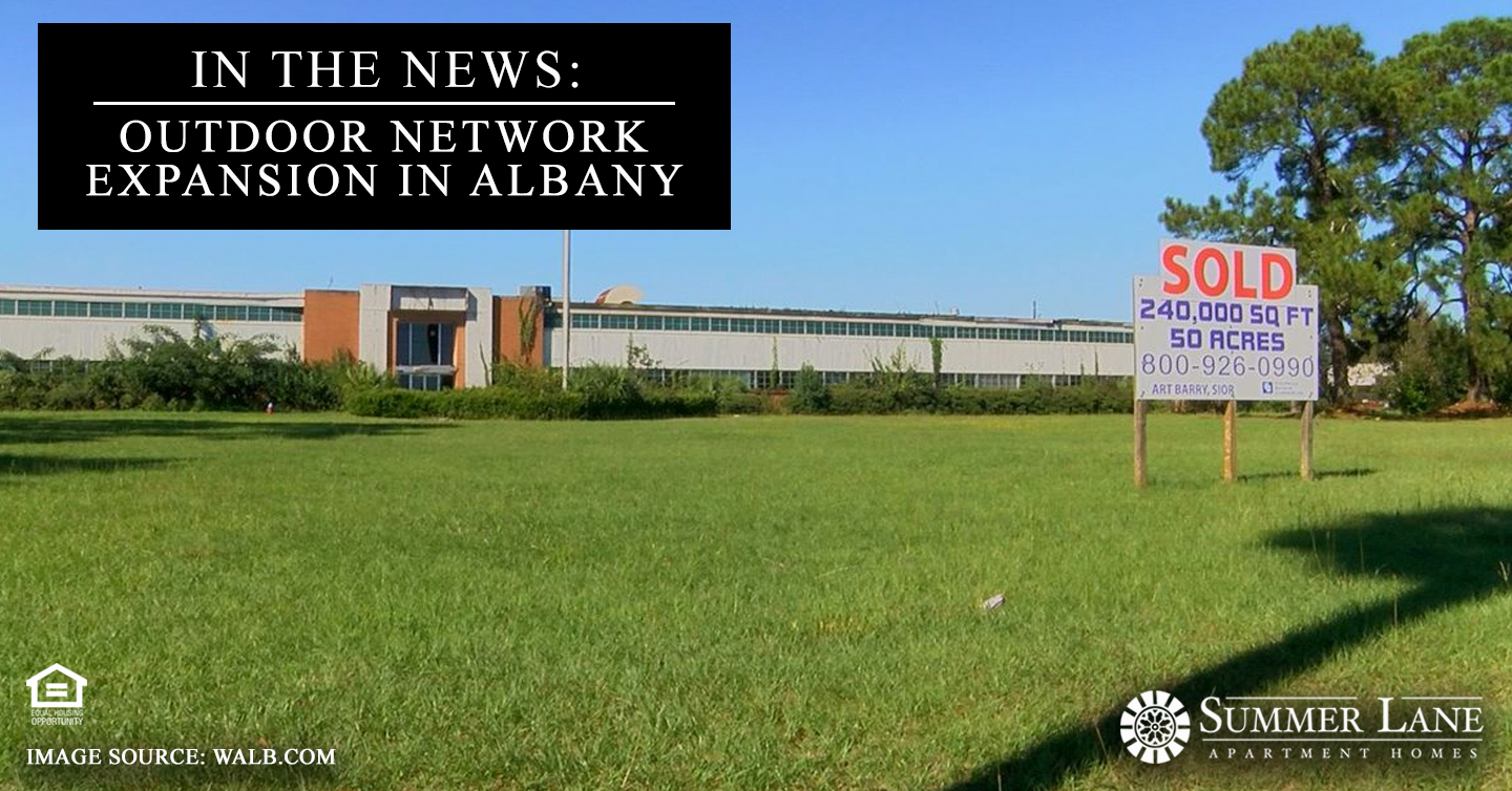 Outdoor Network Expansion in Albany