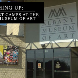 Summer Art Camps at the Albany Museum of Art