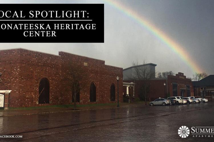 Local Spotlight: Thronateeska Heritage Center