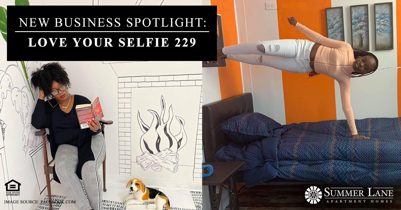 New Business Spotlight: Love Your Selfie 229