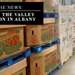 Feeding the Valley expansion in Albany